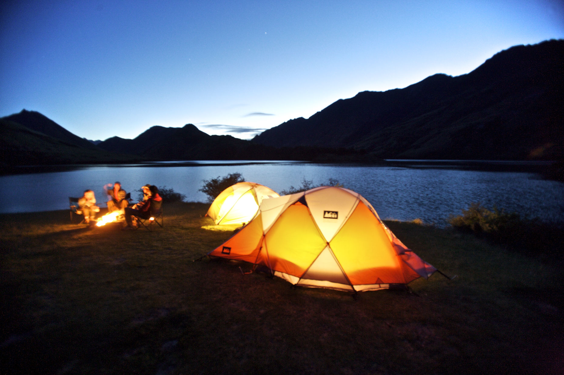 Camping under the Southern Cross New Zealand/Steve Mason Photography
